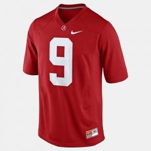 Red #9 Amari Cooper Alabama Jersey College Football Youth 803469-355