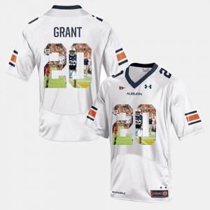 White For Men's #2 Throwback Cam Newton Auburn Jersey 599066-644