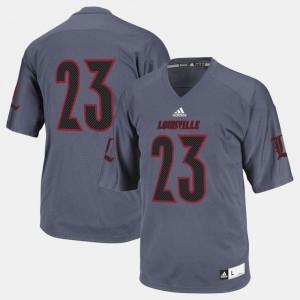 Black Men's College Football Louisville Jersey #23 849406-821