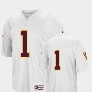 White College Football ASU Jersey Men Colosseum 2018 #1 672539-585