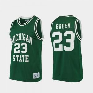 Green #23 Alumni Limited For Men Draymond Green MSU Jersey College Basketball 207310-924