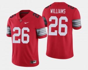 Scarlet #26 2018 Spring Game Limited Antonio Williams OSU Jersey Men's 447007-538