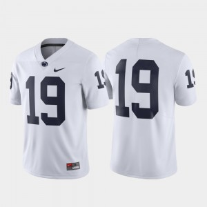Penn State Jersey Mens Limited #19 White 131863-955