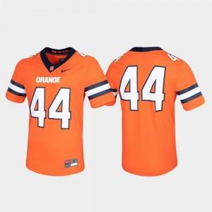 Untouchable Orange #44 Mens Syracuse Jersey Game 874851-805