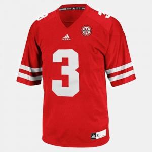 #3 College Football Taylor Martinez Nebraska Jersey Youth(Kids) Red 948091-409