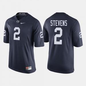 Navy College Football #2 For Men Tommy Stevens Penn State Jersey 697936-335