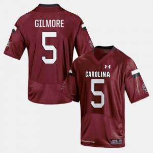 For Men Stephon Gilmore South Carolina Jersey #5 Cardinal College Football 818450-173