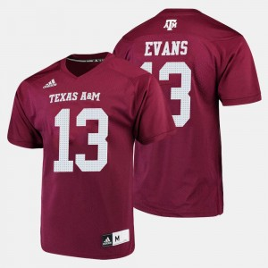 Mike Evans Texas A&M Jersey Maroon College Football #13 For Men's 931073-985
