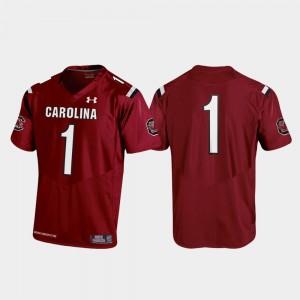Football 2019 Replica For Kids #1 South Carolina Jersey Garnet 492961-192