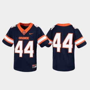 Youth(Kids) Game Untouchable Navy #44 Syracuse Jersey 193509-673