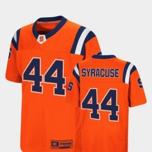 Orange Syracuse Jersey #44 Youth(Kids) Colosseum Foos-Ball Football 987265-967